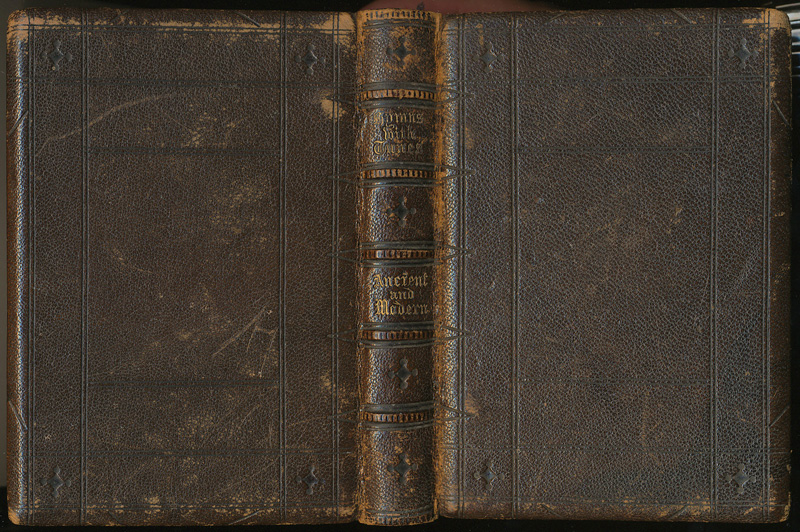 Hymn Book of William Hunter Eatch